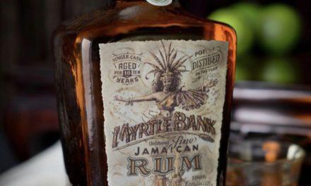 Myrtle Bank Jamaican 10 YR 120 Proof Single Cask Pot Still Rum