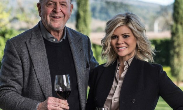 Frank Family Vineyards' Rich and Leslie Frank donate $7.5 Million to University of Illinois' College of Media