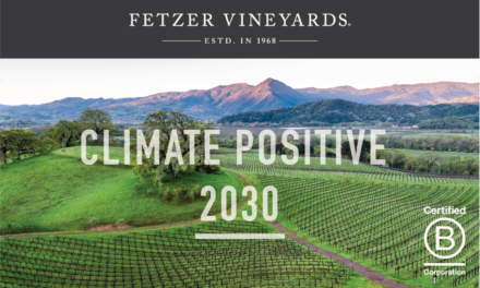 Fetzer Vineyards Declares Climate Emergency, Commits to Climate Positive Operations by 2030