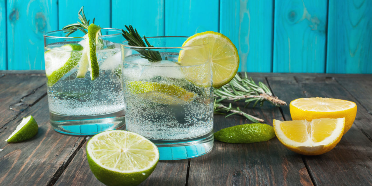 Oct. 19: International Gin and Tonic Day