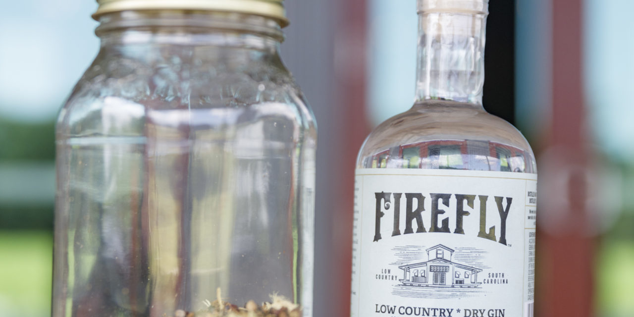 Firefly Distillery Announces Release of New Low Country Gin