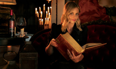 "Apothic Wines and Sarah Michelle Gellar Partner to Create an ""Evening of Intrigue"" Ahead of Halloween"