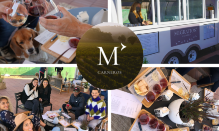 Migration Opens New Pop-up Tasting in Carneros