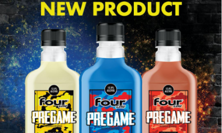 FOUR LOKO LAUNCHES NEW SHOT, PREGAME IN THE SOUTHEAST