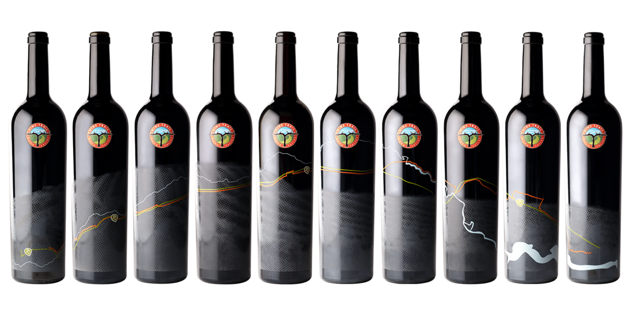 NAPA VALLEY VINE TRAIL COALITION ANNOUNCES A NEW TEN-BOTTLE VINTNER COLLECTION OF WINES TO SUPPORT COMPLETION OF THE VINE TRAIL