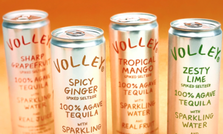 Volley Tequila Seltzer To Expand Distribution to Tennessee, Georgia and New Jersey