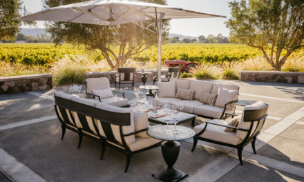 SETTING THE TABLE FOR THE NEXT GENERATIONS, SANGIACOMO FAMILY WINES OPENS HISTORIC HOME RANCH FOR TASTING EXPERIENCES