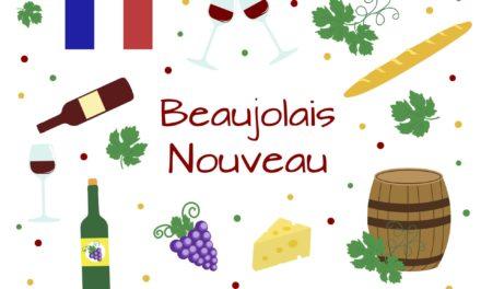 Nov. 19: Beaujolais Noveau Day