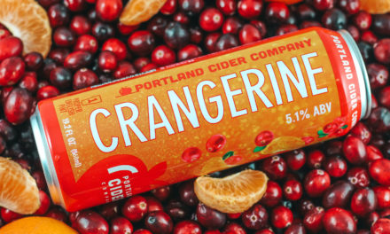 Portland Cider Co. releases Crangerine for the holiday season, debuts new shrink sleeves and colorful new design on upcycled aluminum cans