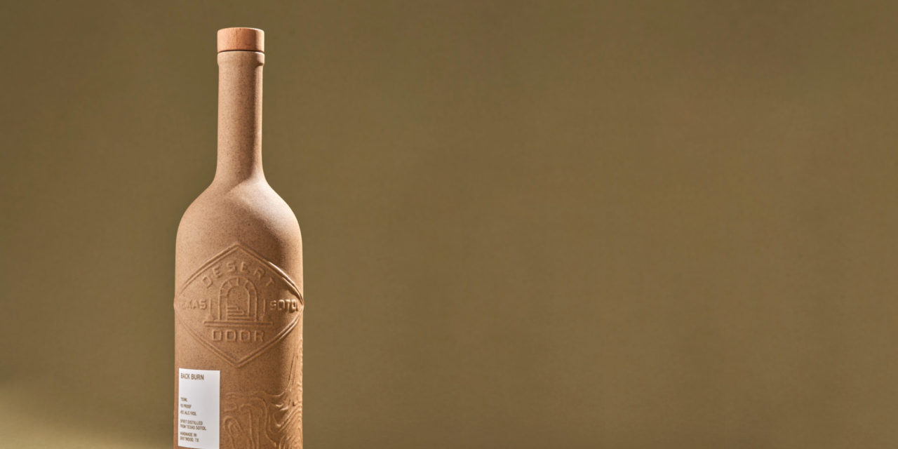 Desert Door Texas Sotol Announces Conservation Series with New Bottle and 'Back Burn' Product