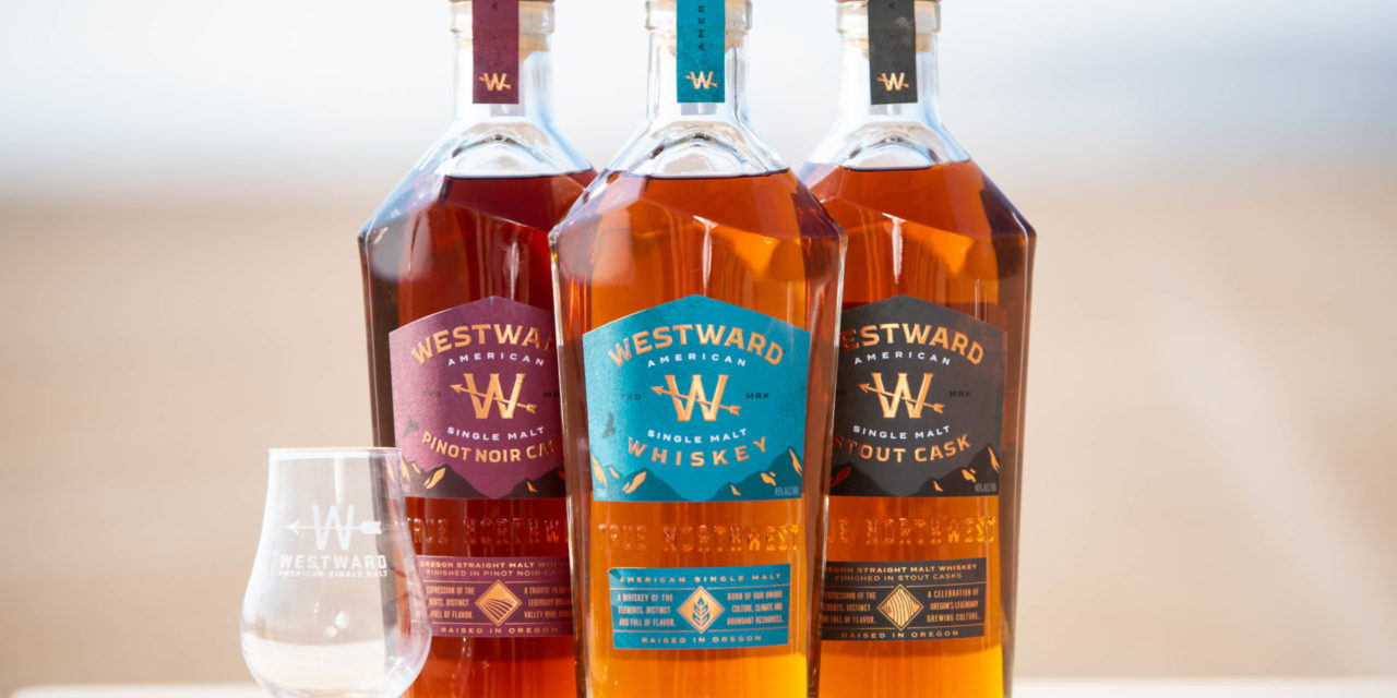 WESTWARD WHISKEY CELEBRATES THE AMERICAN NORTHWEST WITH PORTFOLIO EXPANSION AND A REIMAGINED VISUAL IDENTITY