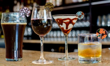 Chocolate SideCar Makes a Delicious Garnish
