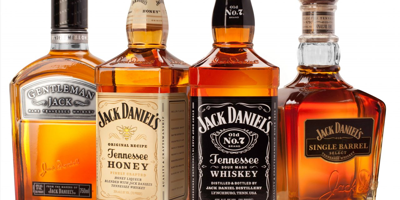 American Legends: Bourbon and Whiskey