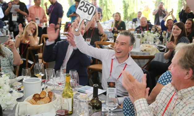 2017 Sonoma County Barrel Auction Gallery