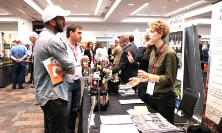 Scenes from the 2017 International Bulk Wine & Spirits Show
