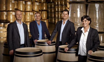 Fifth Generation Takes Ownership at Nadalié Cooperages