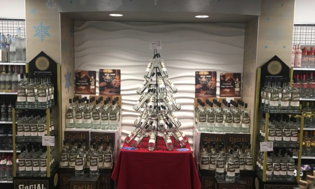 Social House Vodka Celebrates New Bottle Sizes by Sharing Top Five Tips for Hosting an Unforgettable Holiday Cocktail Party