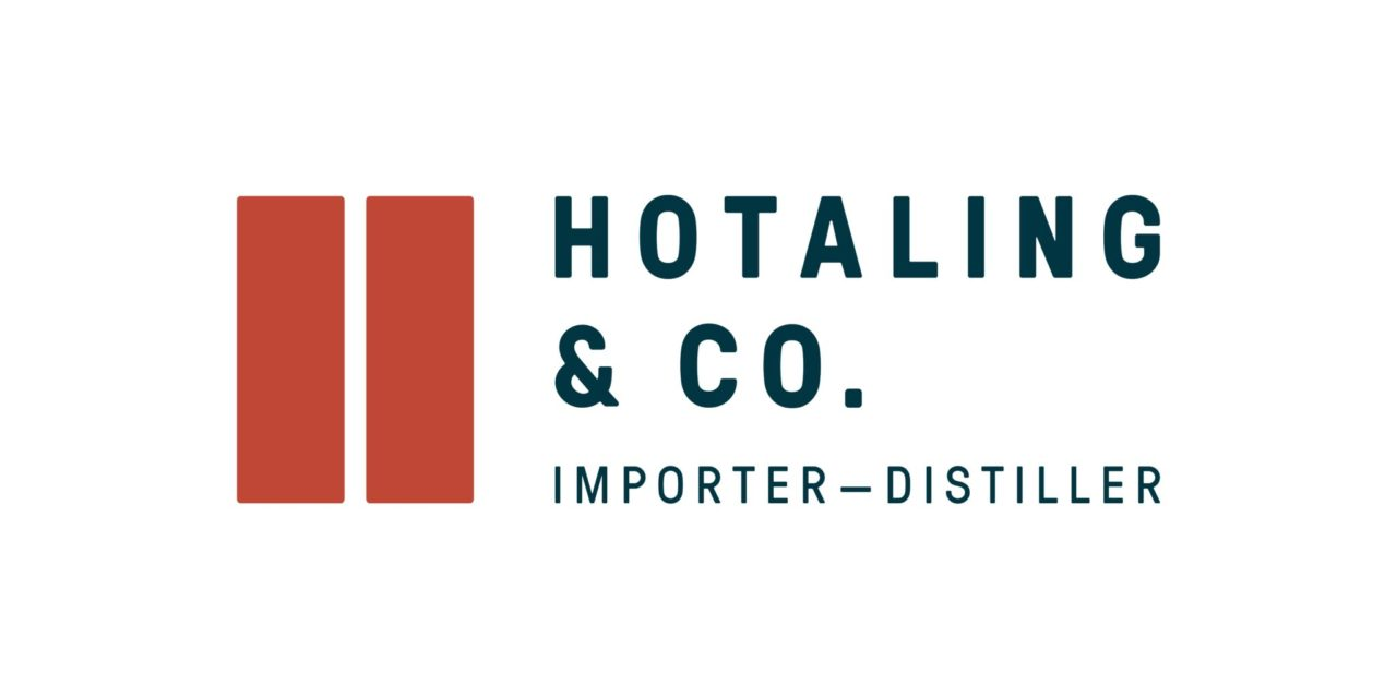 ANCHOR DISTILLING CO. ANNOUNCES NEW COMPANY NAME AND LOGO: HOTALING & CO.