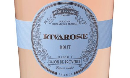 The Sun-Swept Hills, Fresh Sea Air of Provence Beckon: Introducing Rivarose Sparkling Brut Rosé