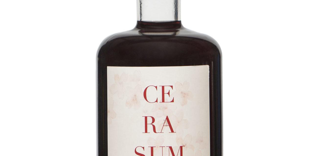 DON CICCIO & FIGLI INTRODUCES CERASUM TART CHERRY LIQUEUR Available Nationally January 15