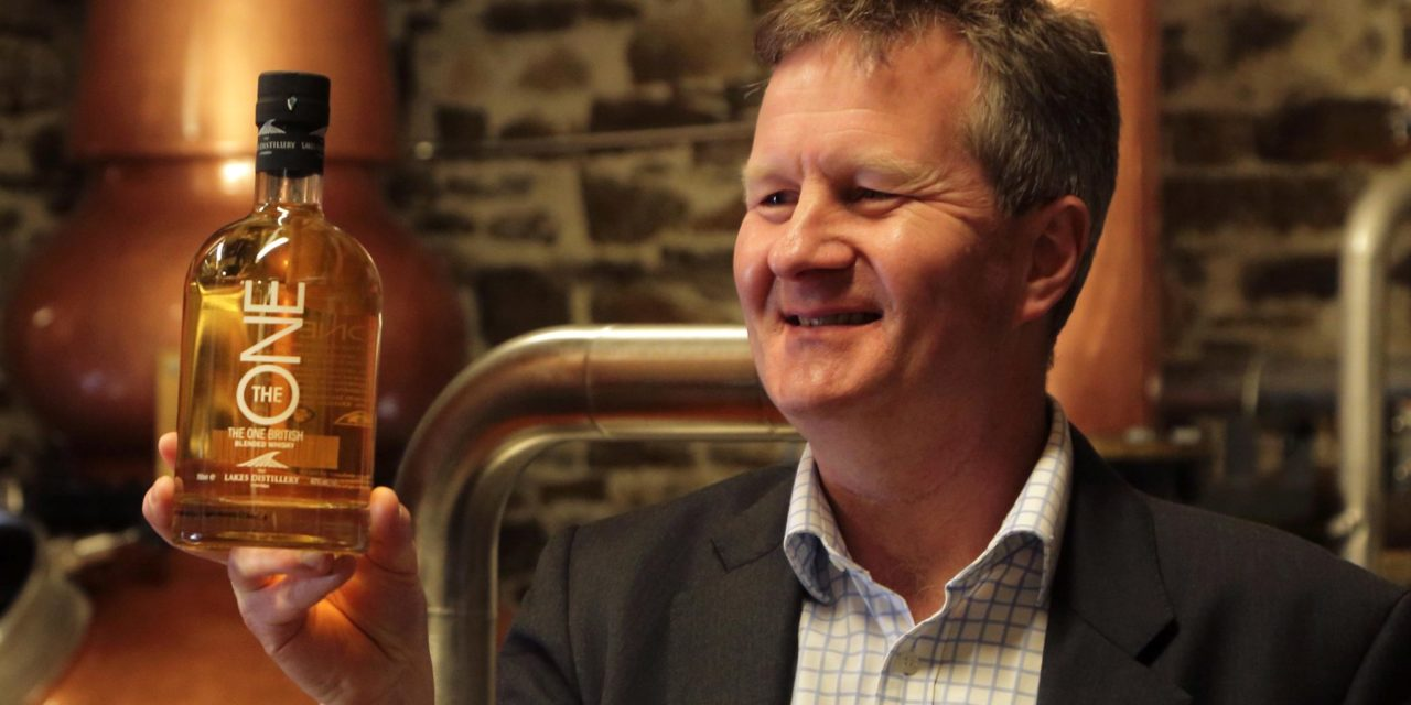 The Lakes Distillery is flying high extending its distribution in airports across the UK