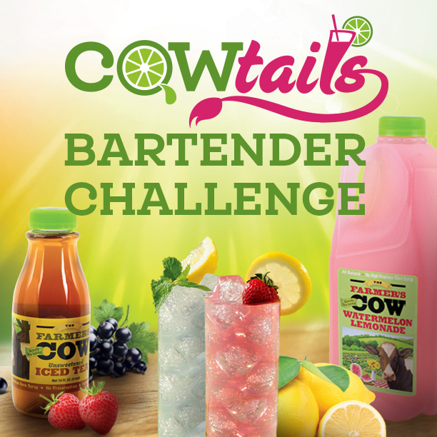 The Farmer's Cow 2018 COWtails Bartender Challenge