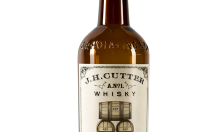 HOTALING & CO. INTRODUCES J.H. CUTTER WHISKY