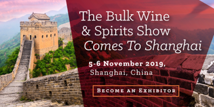 IBWSS China 2019 : Unlock the Chinese Wine Market For Global Bulk Producers