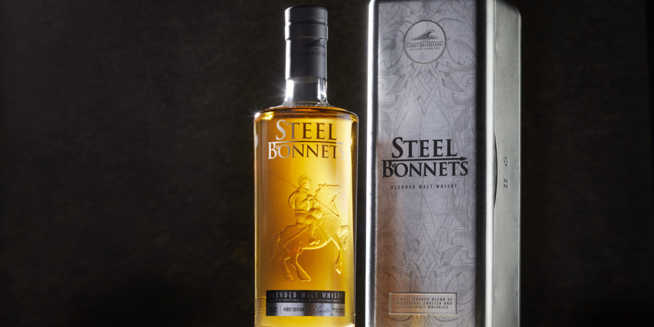 THE LAKES DISTILLERY MAKES HISTORY WITH 'STEEL BONNETS' BLENDED MALT WHISKY