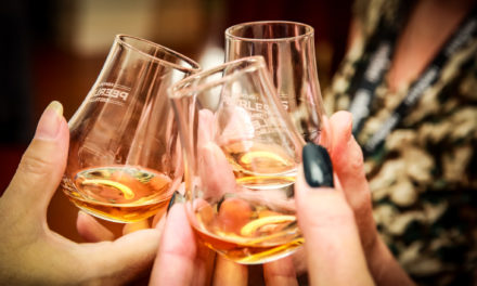 Bourbon-loving women connect at fifth-annual Sip-osium