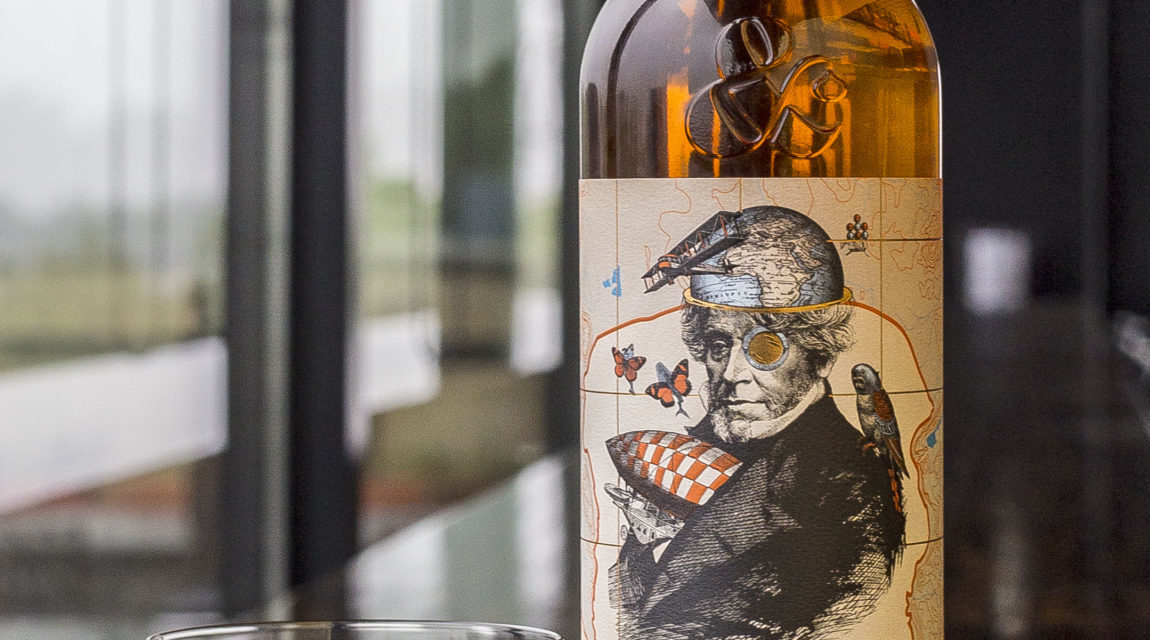 Copper & Kings American Brandy Co. Launches GEOGR&PHY Bi-Continental Brandy