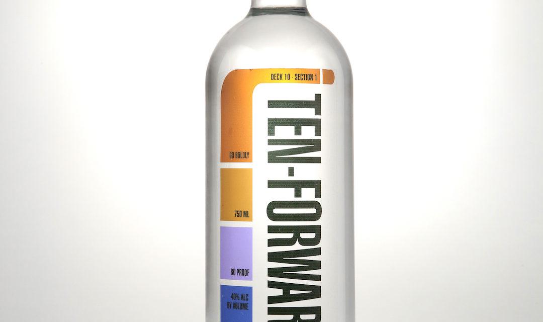 Silver Screen Bottling Company Launches Ten-Forward Vodka