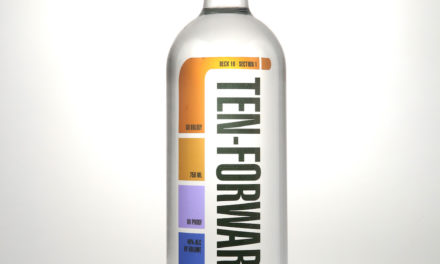Silver Screen Bottling Company Launches Ten-Forward Vodka