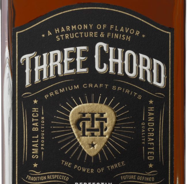 Musician and Producer of Grammy-Winning Hits, Neil Giraldo, Unveils Three Chord Blended Bourbon, an Innovative New Spirit Inspired by Music and Finished Using Tonal Vibrations