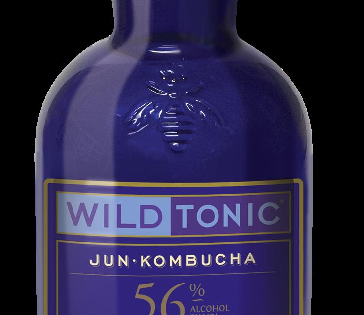 TRENDSETTING WILD TONIC JUN-KOMBUCHA FINDS ITS HOME WITH GOOD SPIRITS DISTRIBUTING