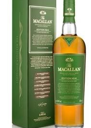 THE MACALLAN REVEALS LATEST LIMITED-EDITION WHISKY: EDITION NO.4