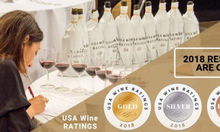 USA Wine Ratings Announces 2018 Winners