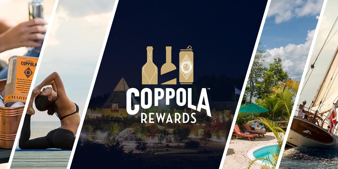 WELCOME TO COPPOLA REWARDS