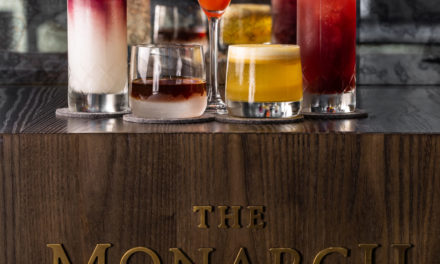 The Monarch Cocktail Bar Releases a New Fall Menu with Trends-to-Watch: Holiday Highballs, Smoke + Sweet, No-Fuss Garnishes and KC Classics
