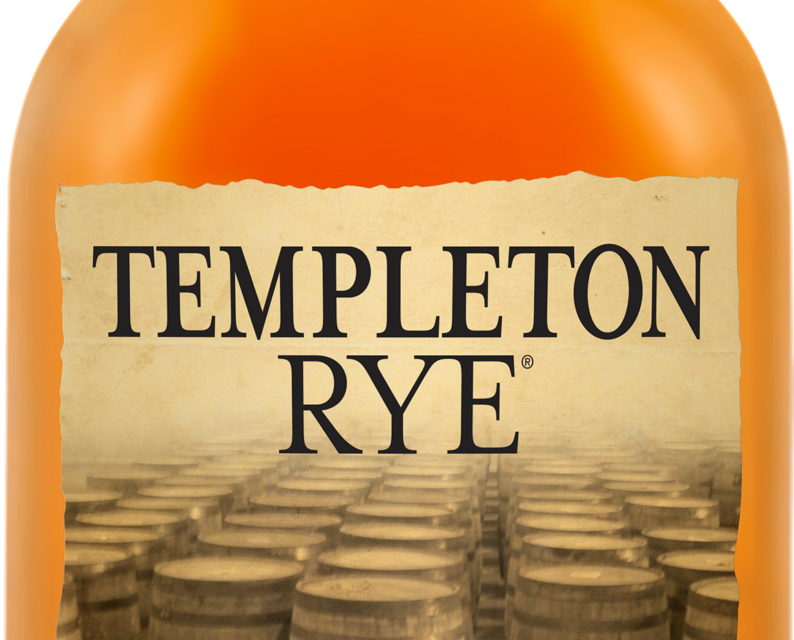 INTRODUCING TEMPLETON RYE BARREL STRENGTH STRAIGHT RYE WHISKEY! New Limited Edition Expression Pays Homage to Templeton Iowa's Spirit on Heels of Distillery Grand Opening