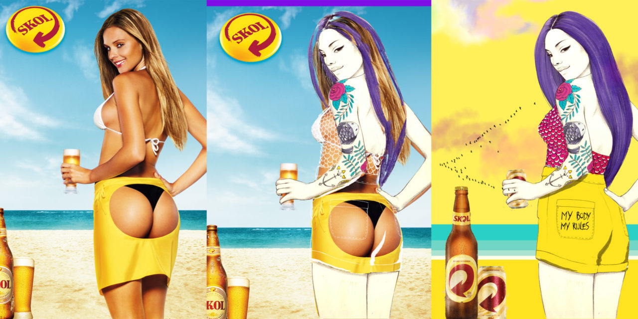 The Wrong Message: Sexist beer labels garner attention—but is it the right kind?
