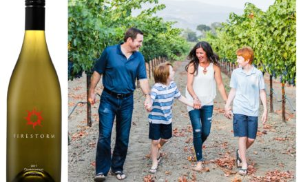 Waugh Family Launches Relief Wines to Make a Difference in the World