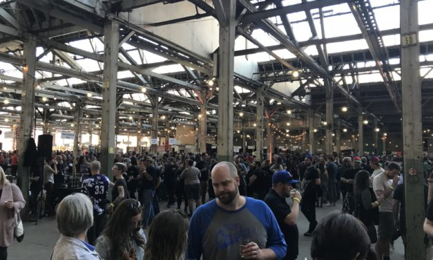 Inside Beer: Opening Up the Room
