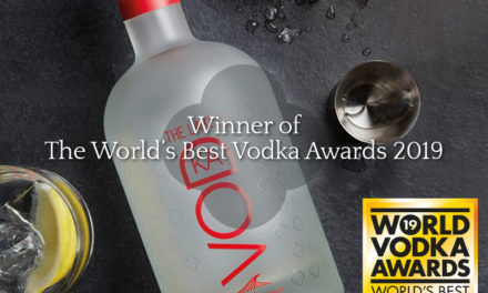 The Lakes Vodka named 'World's Best Vodka' in 2019 World Vodka Awards
