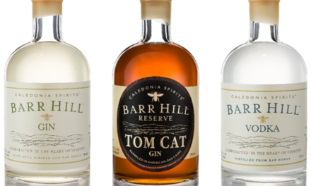 "Barr Hill's ""Landcrafted"" Approach and Use of Raw Northern Honey Have Cocktail Drinkers Believing in its Deliciously Innovative Spirits"