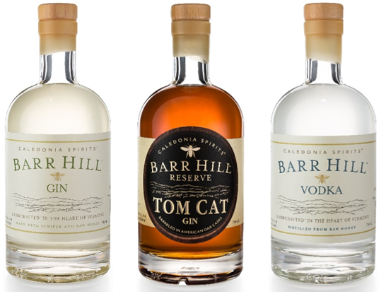"""Barr Hill's """"Landcrafted"""" Approach and Use of Raw Northern Honey Have Cocktail Drinkers Believing in its Deliciously Innovative Spirits"""