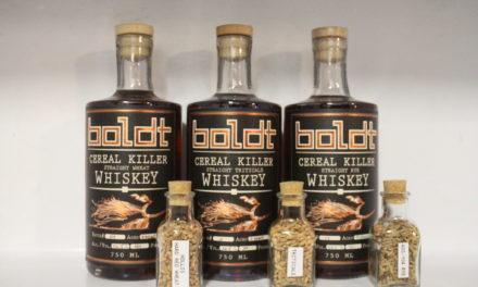 """Farm to bottle"" distillery wins three national awards"