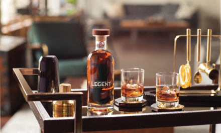 BEAM SUNTORY INTRODUCES LEGENT, A MASTERFUL COLLABORATION BETWEEN TWO CELEBRATED WHISK(E)Y LEGENDS