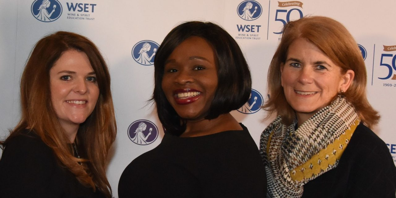 WSET expands team in Americas