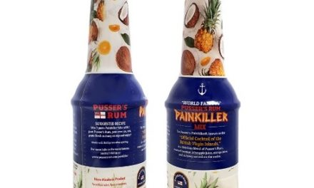 Pusser's Takes the Pain Out of the Painkiller™